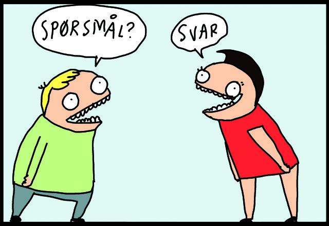 sporsmal